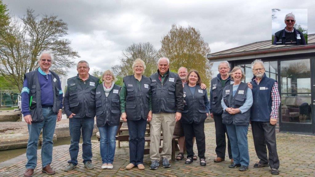 Hatton Team of Waterways Chaplains