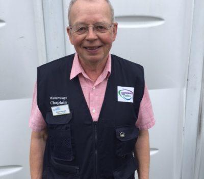 Bob Wayment, Waterways Chaplain