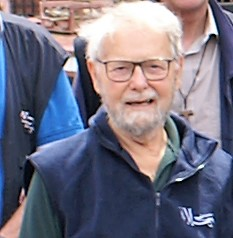 Alan Dewhurst, Waterways Chaplain