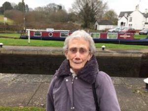 Carole Brennand, Waterways Chaplains