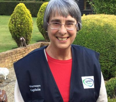 Elizabeth Martin, Waterways Chaplain