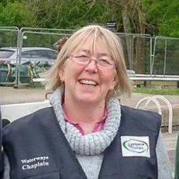 Gillian Speight, Waterways Chaplain