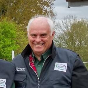 Malcolm Grey-Smart, Waterways Chaplain