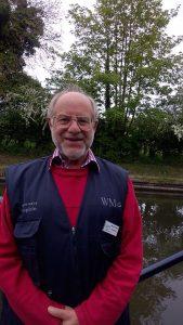 Richard Stroud, Waterways Chaplain