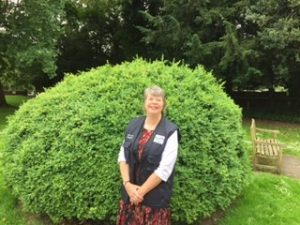Alison Saunders, Waterways Chaplain