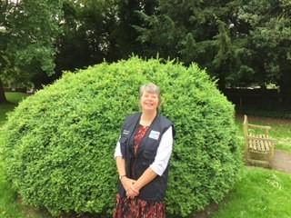 Alison Saunders Waterways Chaplaincy