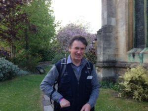 Andy Smith Waterways Chaplain