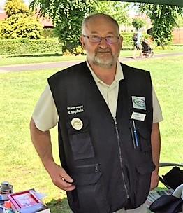 Peter Braybrook WAterways Chaplain