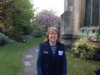 Sue Smith Waterways Chaplain