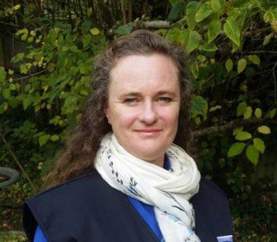 Gill Briggs, Waterways Chaplain
