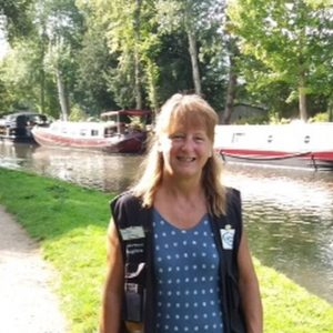 Barbara Davis, Waterways Chaplain