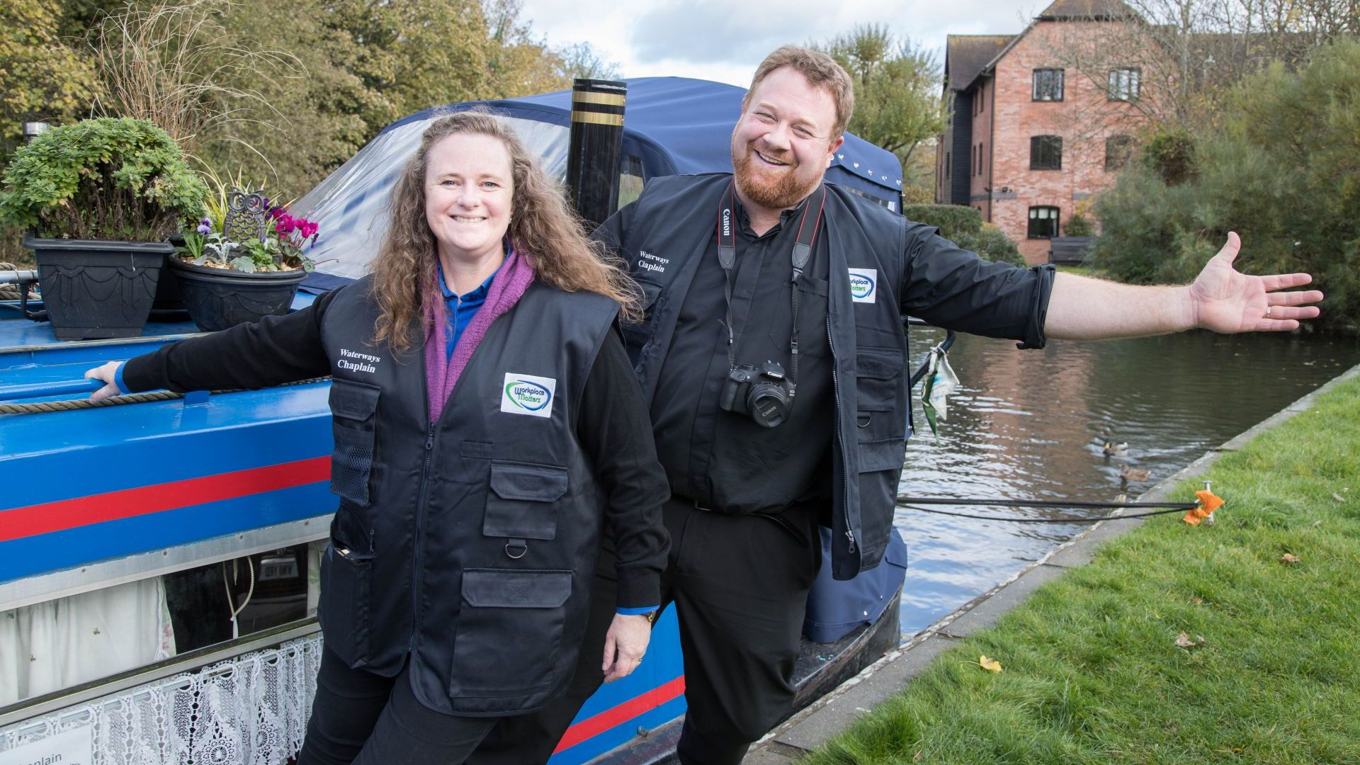 Could you be a waterways chaplain