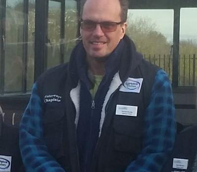Richard Brooks, Probationary Waterways Chaplain