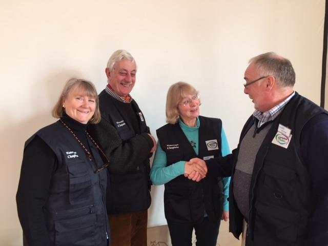 Probationary Waterways Chaplains
