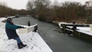 Winter on the Stort