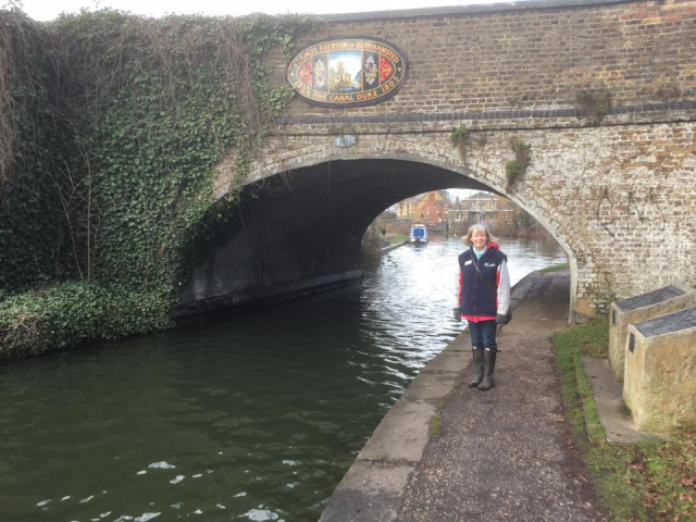 Waterways Chaplains at Berkhamsted