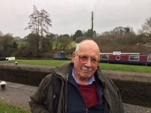 Revd. David Brennand, Waterways Chaplain