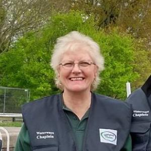 Stephanie Grey-Smart, Waterways Chaplain