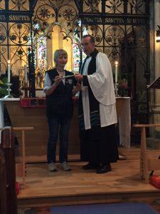 Angie Baldwin Waterways Chaplain