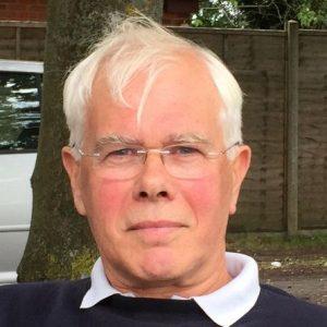ERic Sharman, Waterways Chaplain