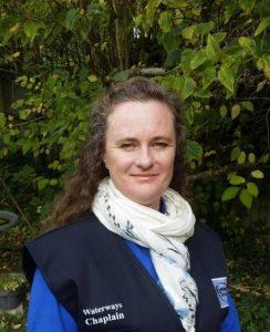 Jill Briggs, Waterways Chaplain