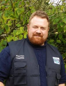 Revd Will Briggs, Waterways Chaplain