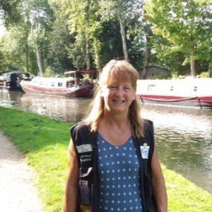 Barbara Davis, Waterways Chaplain