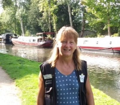 Barbara Davis, Senior Waterways Chaplain