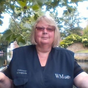 Lorraine Newman, Waterways Chaplain