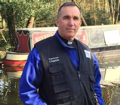 Mark Chester, Waterways Chaplain