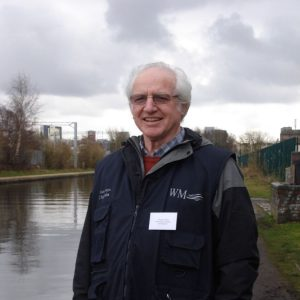 Richard Alford, Waterways Chaplain