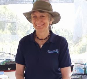 WWC Angie Baldwin. Senior Waterways Chaplain