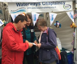 Waterways Chaplains at Greenbelt