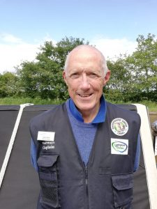 Martin Buck Senior Waterways Chaplain North West