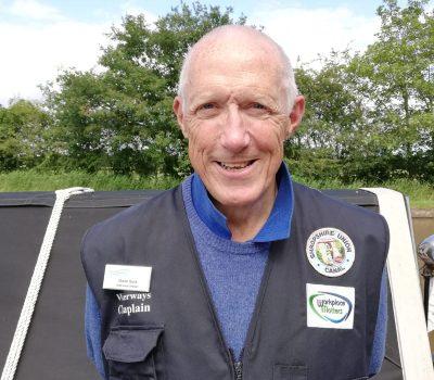 Martin Buck Senior Waterways Chaplain North West