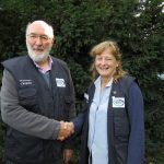 Adrian Cragg appointed as probationary Waterways Chaplain By Lead WWC- North, Babs Davis