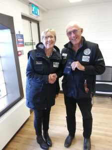 Appointment of Vanessa Layfield as Probationary Waterways Chaplain