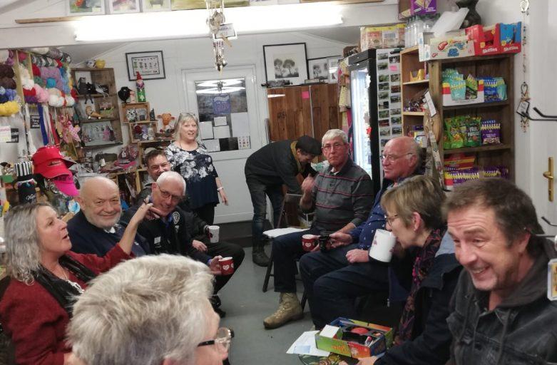 Waterways Chaplains start a Babble & Brew