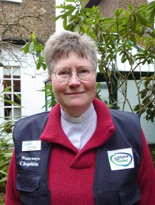 Sarah Hayes Lead Waterways Chaplain - South