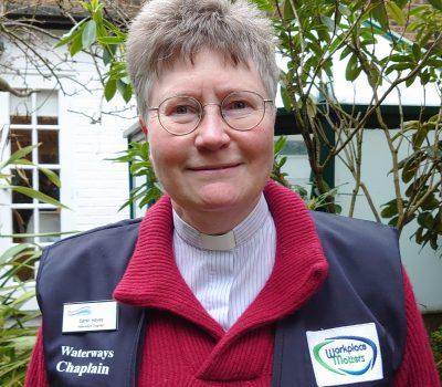 Sarah Hayes Lead Waterways Chaplain- South