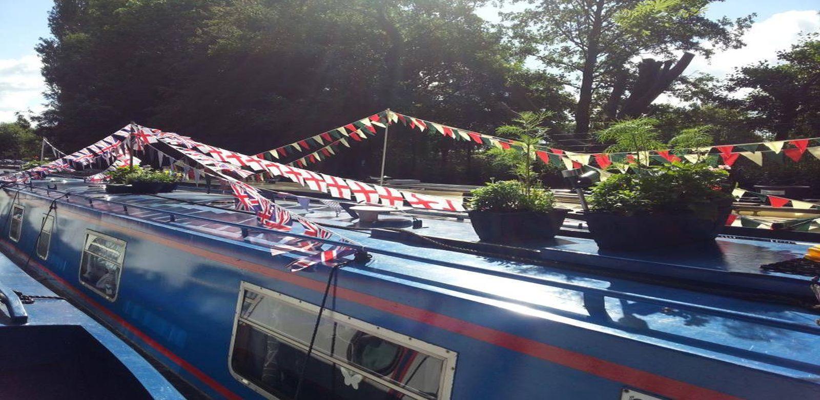 Waterways Chaplaincy helping during Corvid Crisis