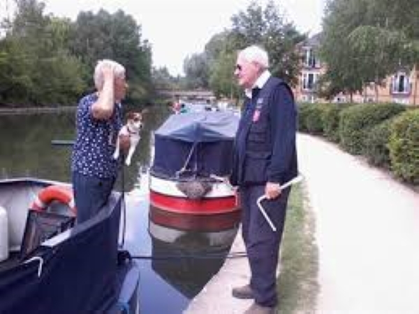 Professional skills and knowledge helps boater with toothache