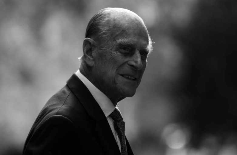 In memory of Prince Philip