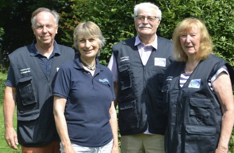 New members boost the Chaplaincy Team on the Broads